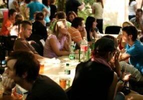Závěrečný večírek POMAT 2010/2011