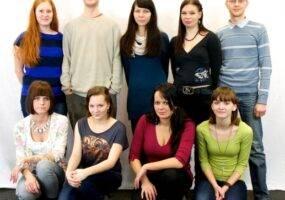 Studenti pomaturitního studia 2012-2013