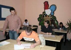 Zkouška z češtiny A1